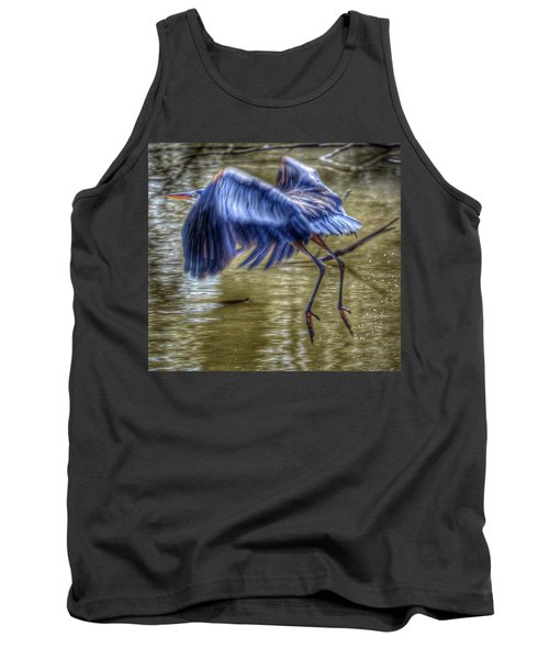 Fly Away Tank Top by Sumoflam Photography