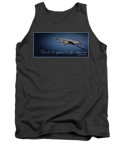 Flying Alone Tank Top