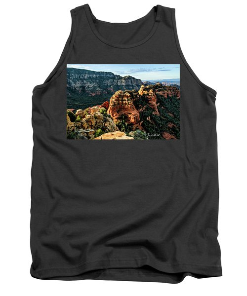 Flying Buttress 04-227 Tank Top