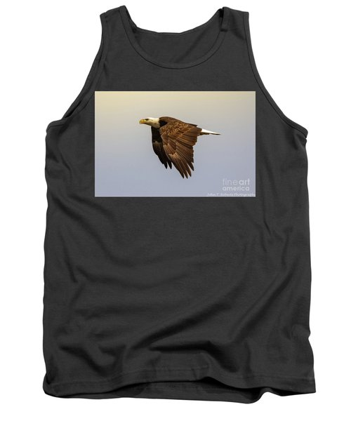 Flying High Tank Top by John Roberts