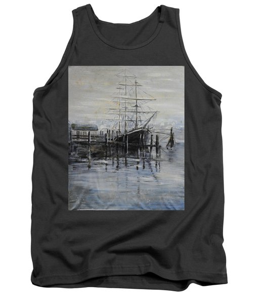 Fog Bound At Tillamok Tank Top