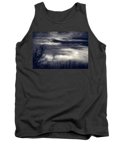Fog Wave Tank Top