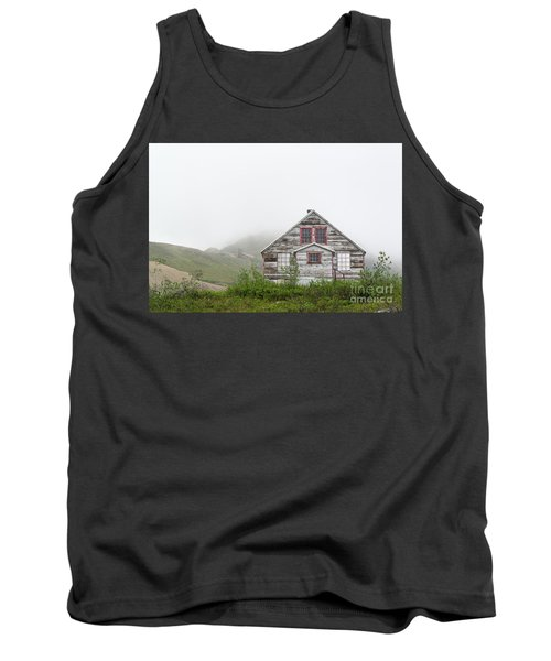 Foggy And Abandoned Tank Top