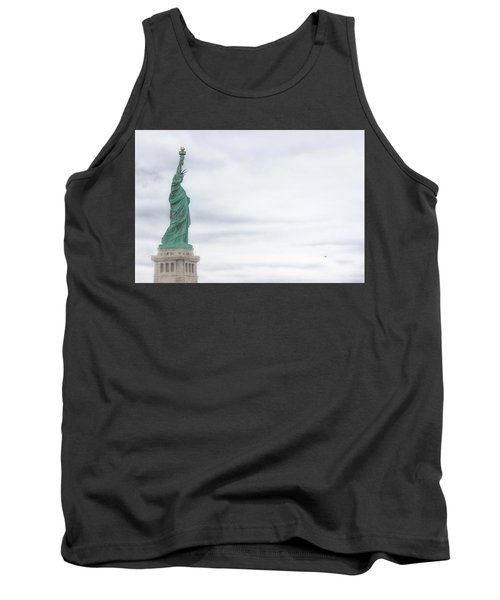 Foggy Liberty Tank Top