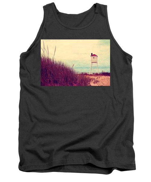 Foghorn At Big Sable Point Tank Top
