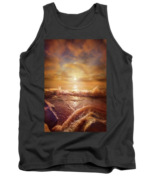 For Everything Give Thanks Tank Top