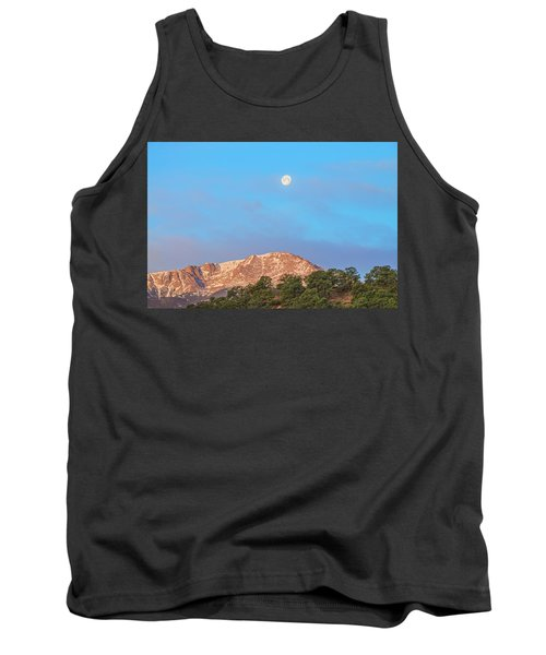 For God So Loved The World That He Created Mountains.  Tank Top