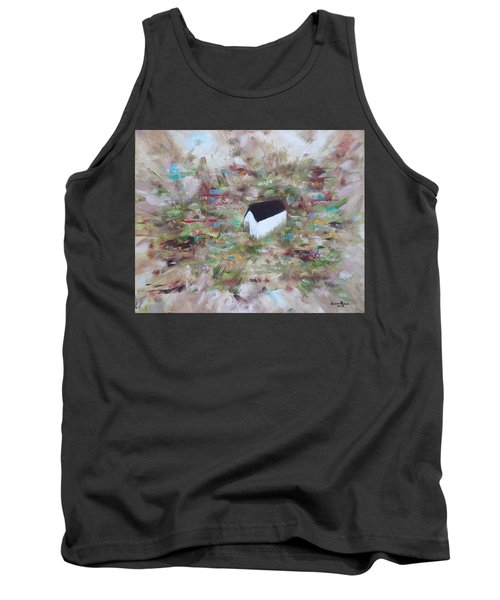 Tank Top featuring the painting For Sheila by Judith Rhue