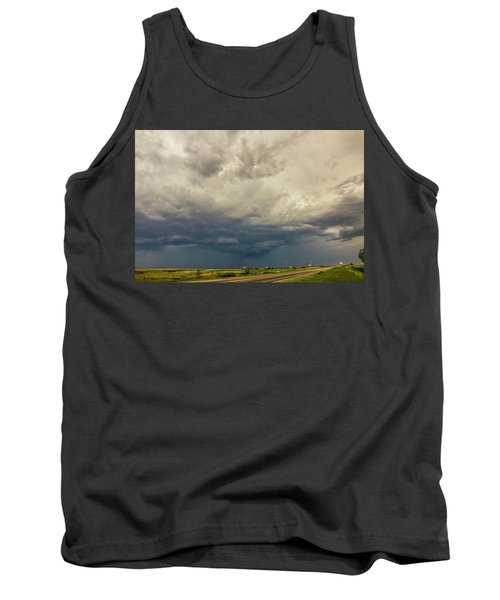Forces Of Nebraska Nature 002 Tank Top