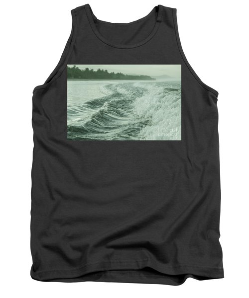 Forces Of The Ocean Tank Top by Iris Greenwell