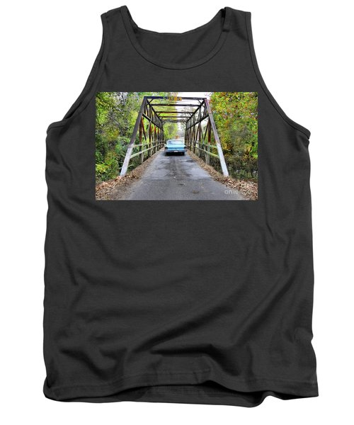 Ford And Fall Tank Top