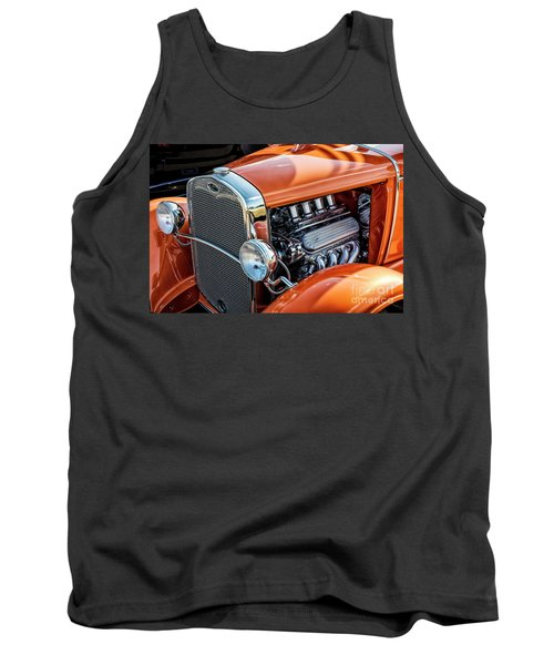 Tank Top featuring the photograph Ford Coupe II by Brad Allen Fine Art