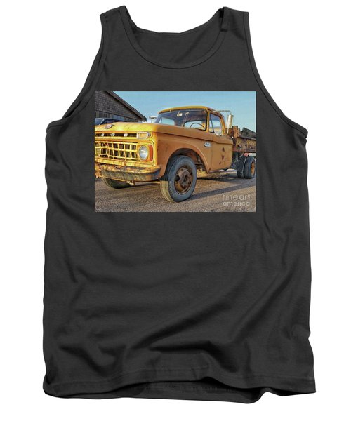 Ford F-150 Dump Truck Tank Top