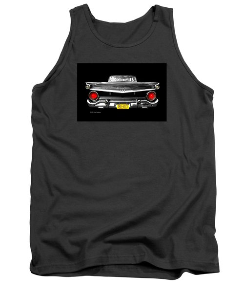 Ford Fairlane 500 Tank Top by Diana Angstadt