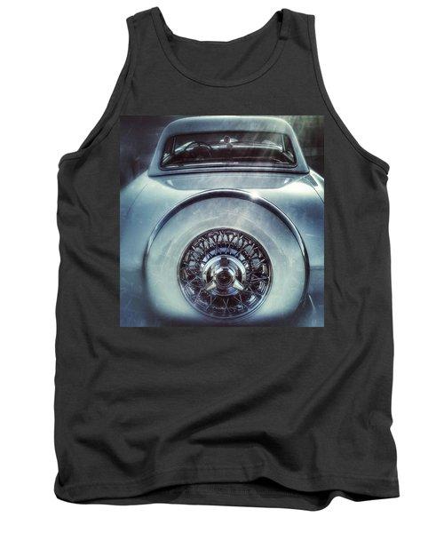 Ford Thunderbird Back Window 23 Tank Top