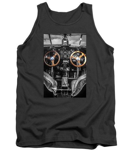 Ford Trimotor Cockpit Tank Top