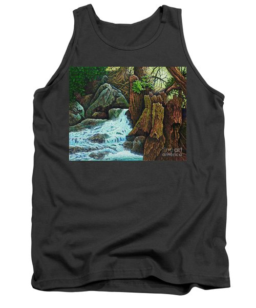Forest Brook IIi Tank Top