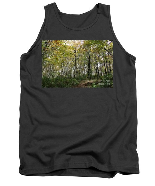 Forest Canopy Tank Top