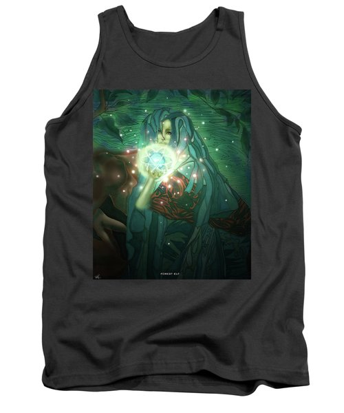 Forest Elf Tank Top