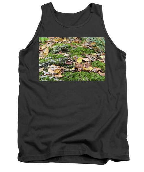 Forest Floor Tank Top