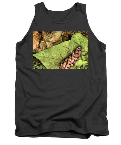 Forest Floor Still Life Tank Top