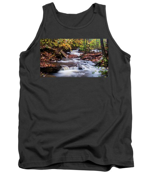 Tank Top featuring the photograph Forest Gem by Parker Cunningham