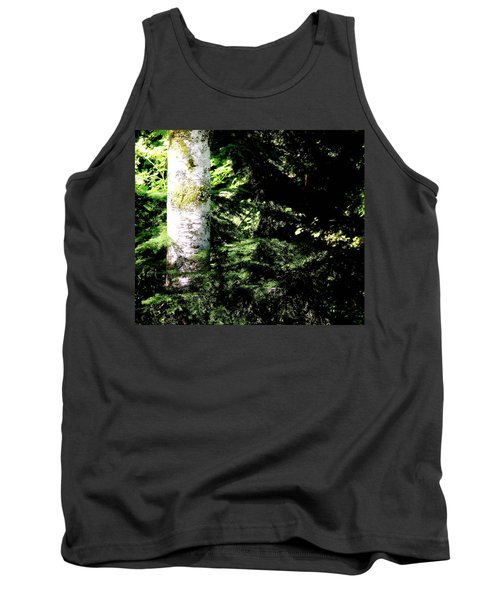 Forest Glow Tank Top