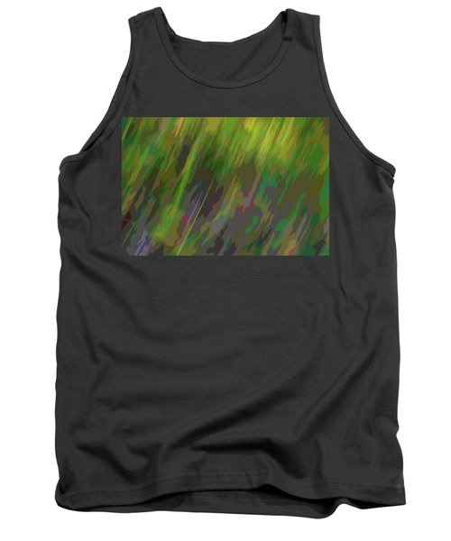 Forest Grasses Tank Top