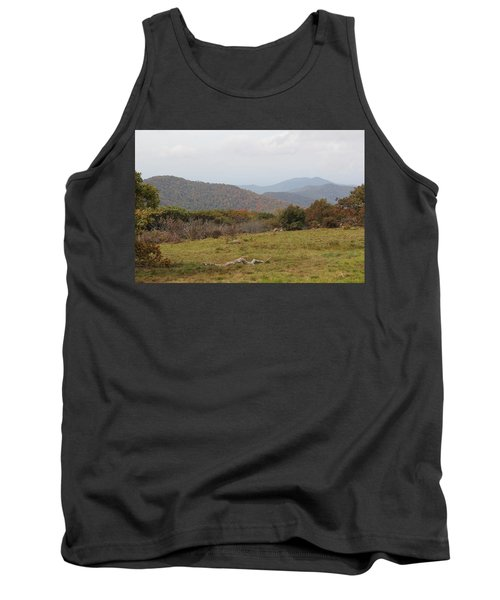 Forest Highlands Tank Top