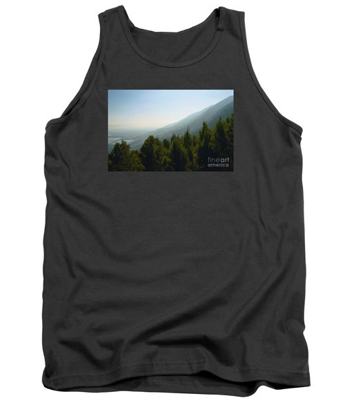 Forest In Israel Tank Top