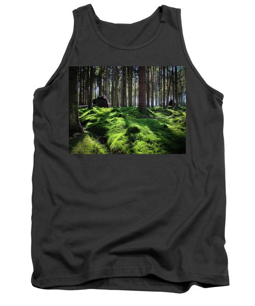 Forest Of Verdacy Tank Top