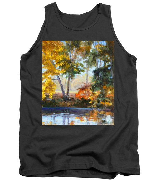 Forest Park - Autumn Reflections Tank Top