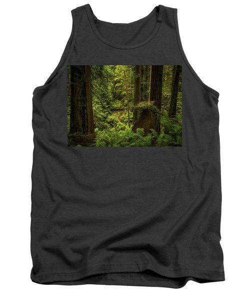 Forest Primeval Tank Top