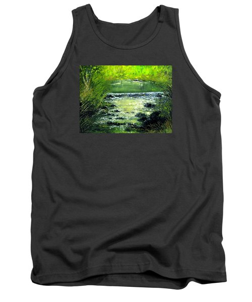 Forest Stream Tank Top