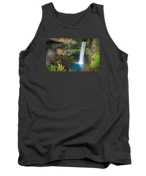 Brandywine Falls, Bc Tank Top by Heather Vopni