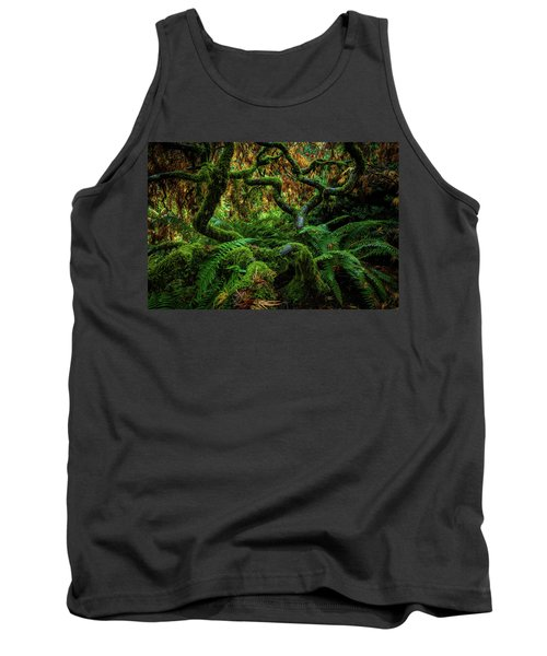Forever Green Tank Top