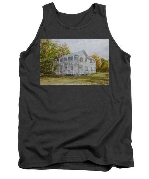 Forgotten By Time Tank Top