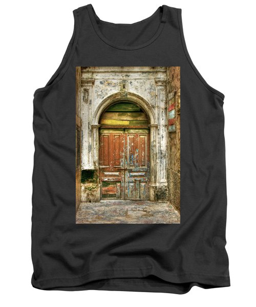 Forgotten Doorway Tank Top