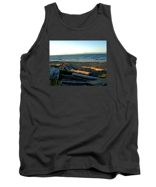 Fort Driftwood - Vancouver Island - Bc Tank Top