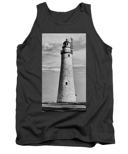 Fort Gratiot Lighthouse Tank Top by Pat Cook