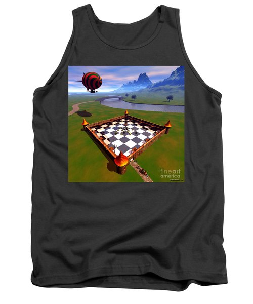 Fort Nuggets 1 Tank Top