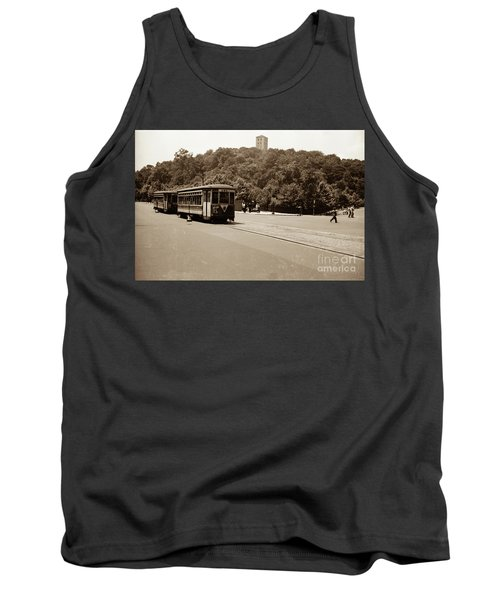 Fort Tryon Trolley Tank Top