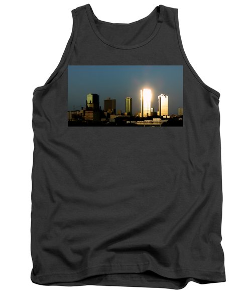 Fort Worth Gold Tank Top
