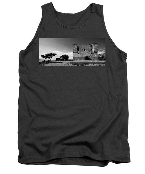 Tank Top featuring the photograph Fortress Nehaj In Senj by Davor Zerjav