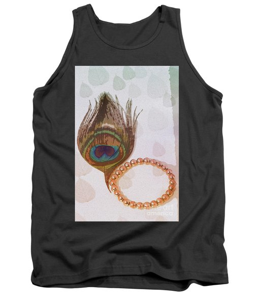Fortune Assets Of Lord Krishna Tank Top