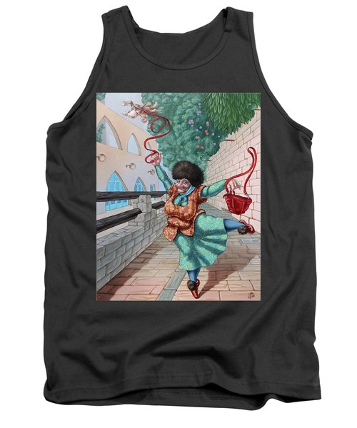 Fouette Tank Top