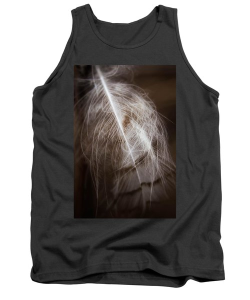Found Feather Tank Top