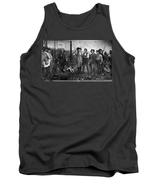 Founding Of New Orleans Tank Top