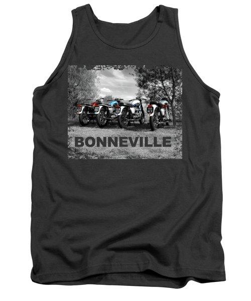 Four Bonnevilles Tank Top