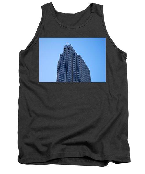 Four Embarcadero Center Office Building - San Francisco Tank Top by Matt Harang